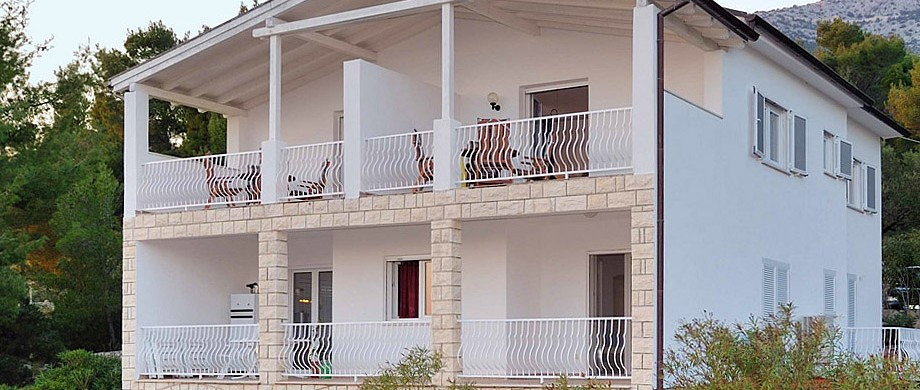 Appartments Rakic Zavala Insel Hvar